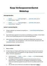 Overname Webshop met personeel